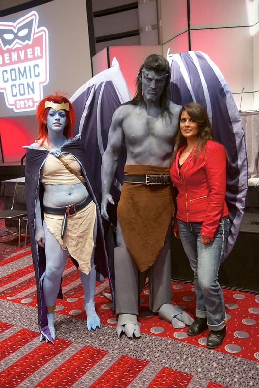 Denver Comic Con 2014 - 29