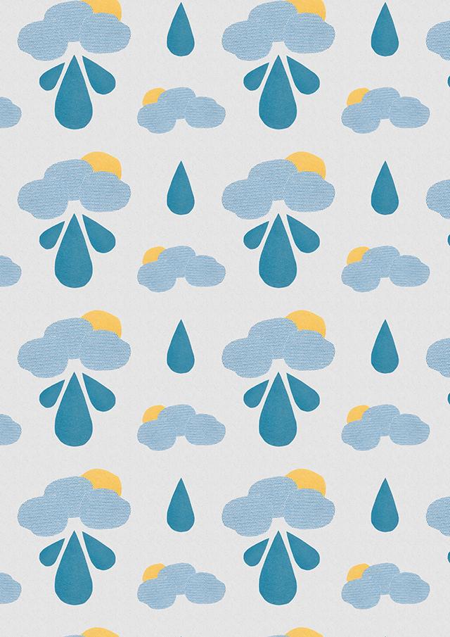 raining with a chance of sun
