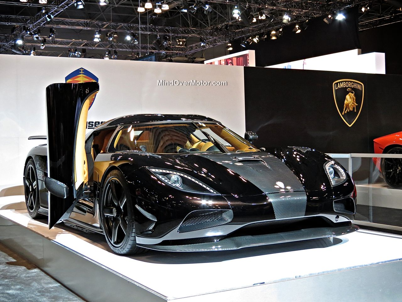 Koenigsegg Agera R at the New York International Auto Show