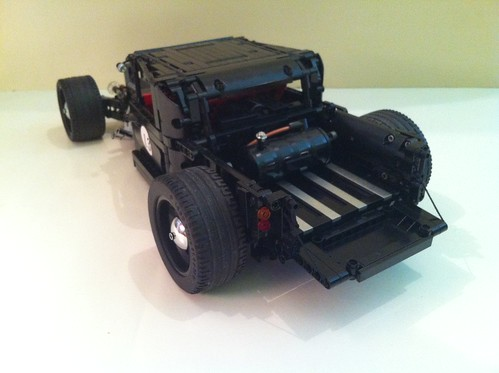 Lego Hot rod - Lucky 13