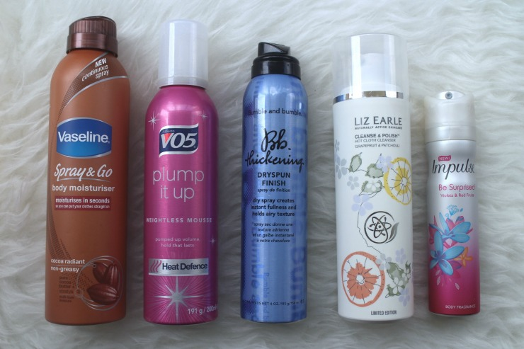 July Beauty Empties