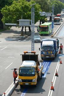 台中BRT試乘-澄清醫院站