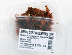 Sambal Goreng Teri Nasi
