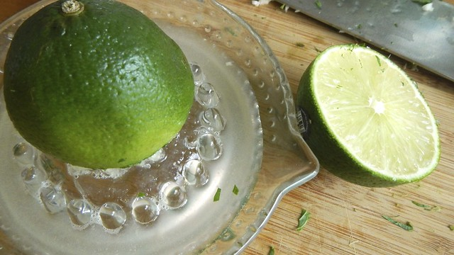 Creamy Mint Guacamole 6