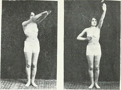 """Image from page 72 of """"Massage & exercises combined : a permanent physical culture course for men, women and children : health-giving, vitalizing, prophylactic, beautifying : a new system of the characteristic essentials of gymnastic and Indian Yogis conc"""
