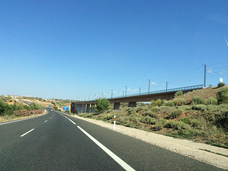 Jerez to Barcelona driving adventure