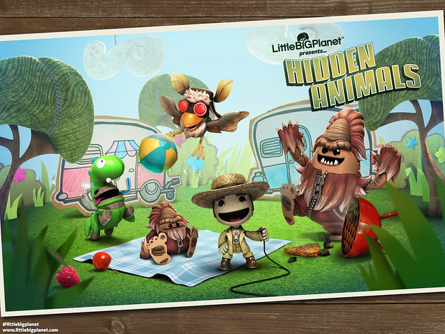 Hidden Animals Costume Pack