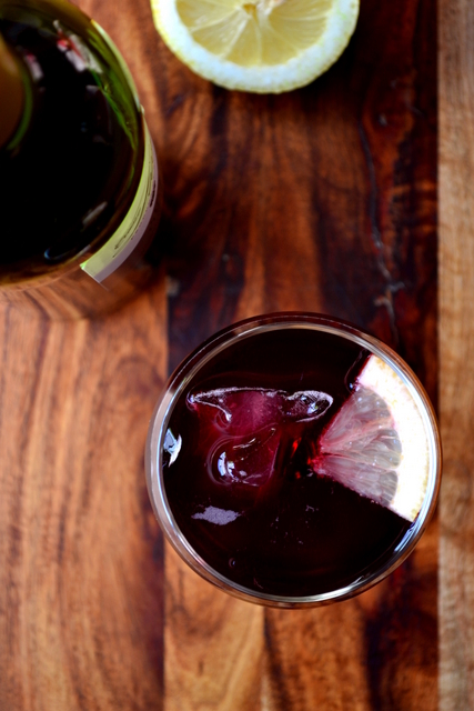 Red Wine Cocktail Recipes