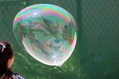 sphere(0.0), earth(0.0), circle(0.0), globe(0.0), liquid bubble(1.0), macro photography(1.0), green(1.0), reflection(1.0), close-up(1.0), blue(1.0),