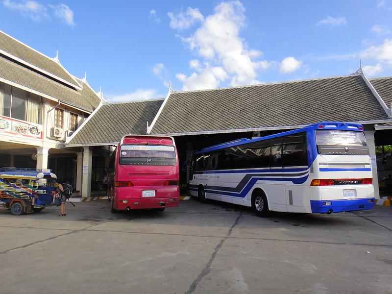 Laung Prabang (Second South) Bus Station