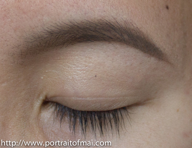 nyx eyebrow gel review (3 of 4)