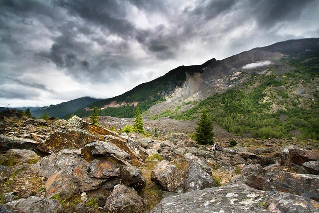 Hope Slide Rock Field