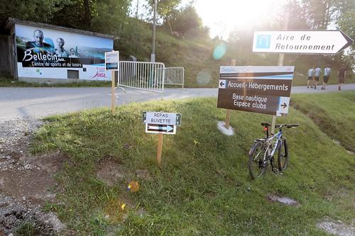 Le Tour du Lac de Vouglans 2014