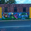 New mural in Somerville #streetart #murals #unionsquare #somerville