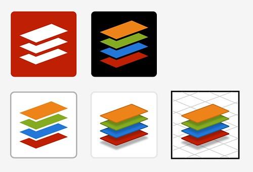 Cultural Asset Map Logo Concepts