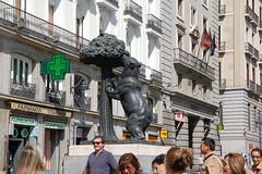 Madrid, Plaza de la Puerta del Sol