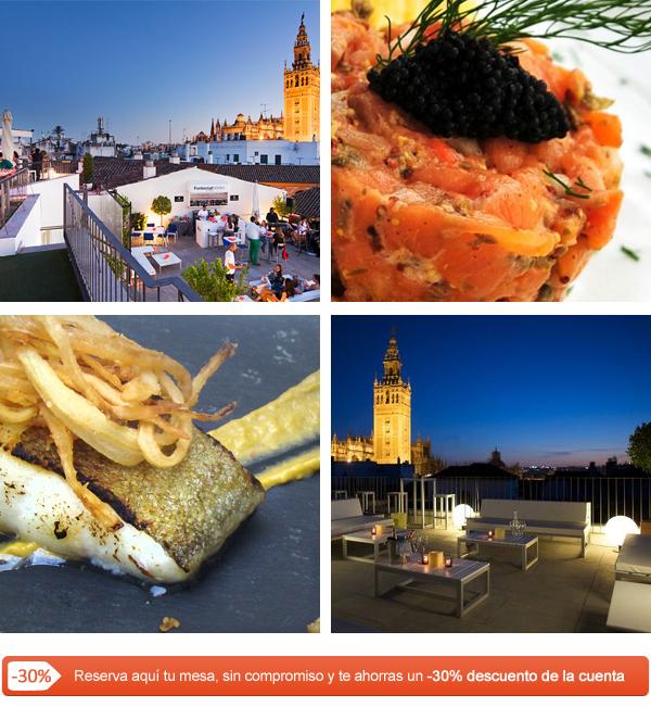 Mejor restaurante para cenar en Sevilla, el Restaurante Fontecruz