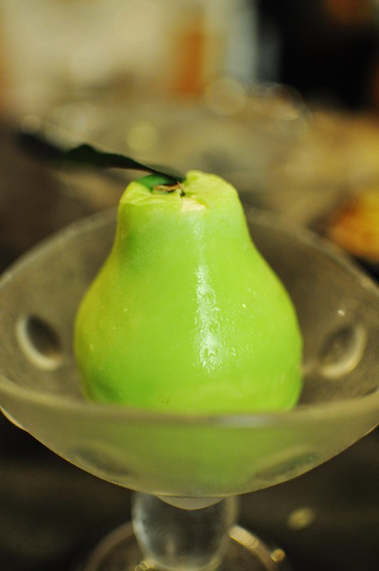 pear icecream