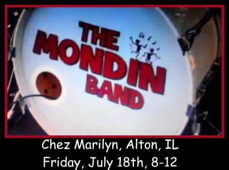 MONDIN BAND 7-18-14