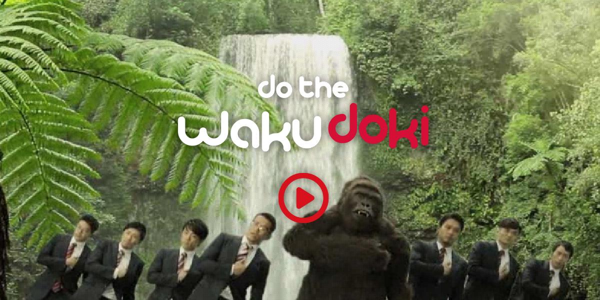 wakudoki