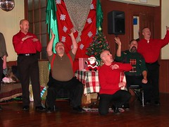 HBG Gay Men's Chorus 2010 Christmas Cabaret