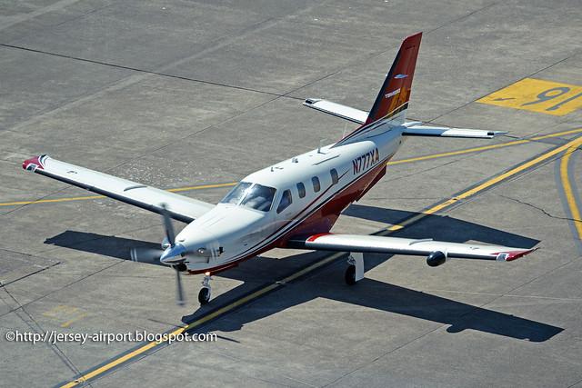 N777XA Socata TBM-850