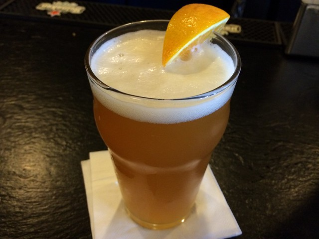 Blue Moon beer - The Firkin & Fox
