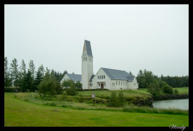 Iglesia de Selfoss