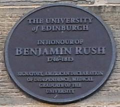 Photo of Black plaque № 31370