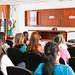 Evento matinal em homenagem as mulheres na prefeitura de Apucarana