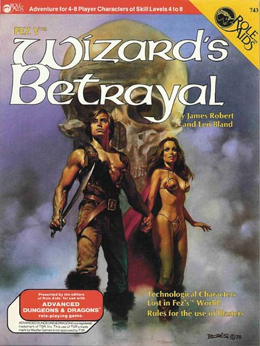 FEZ_V_Wizards_Betrayal | by nascrag