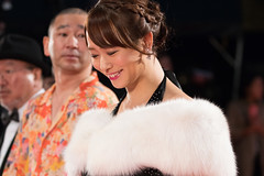 "Shiraishi Marina from ""I am a pervert"" at Opening Ceremony of the Tokyo International Film Festival 2016"