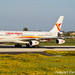 Surinam Airways Airbus A340-313 'PZ-TCR' LMML