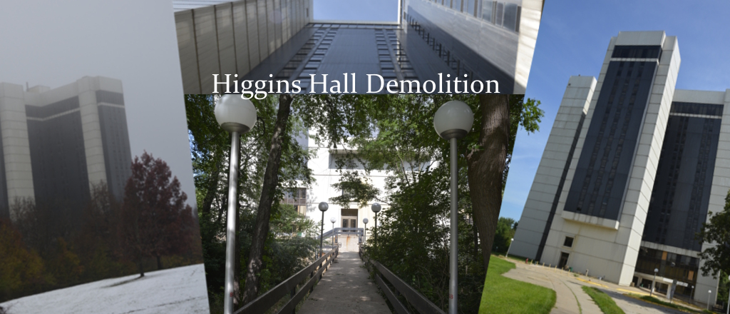 Higgins Banner