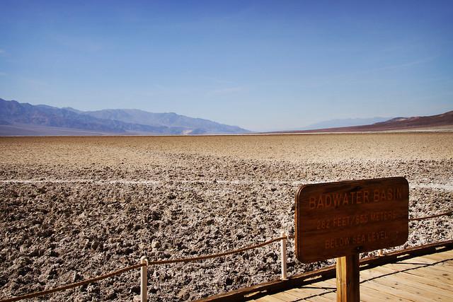 Bad Water Basin, Death Valley