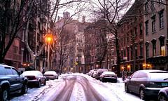 New YorK in winter. ©®