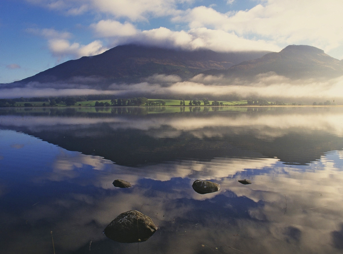 Bassenthwaite Lake, Lake District. Credit Natural England, flickr