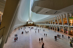 Westfields World Trade Centre New York