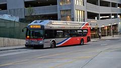 WMATA Metrobus 2016 New Flyer Xcelsior XN40 #2888