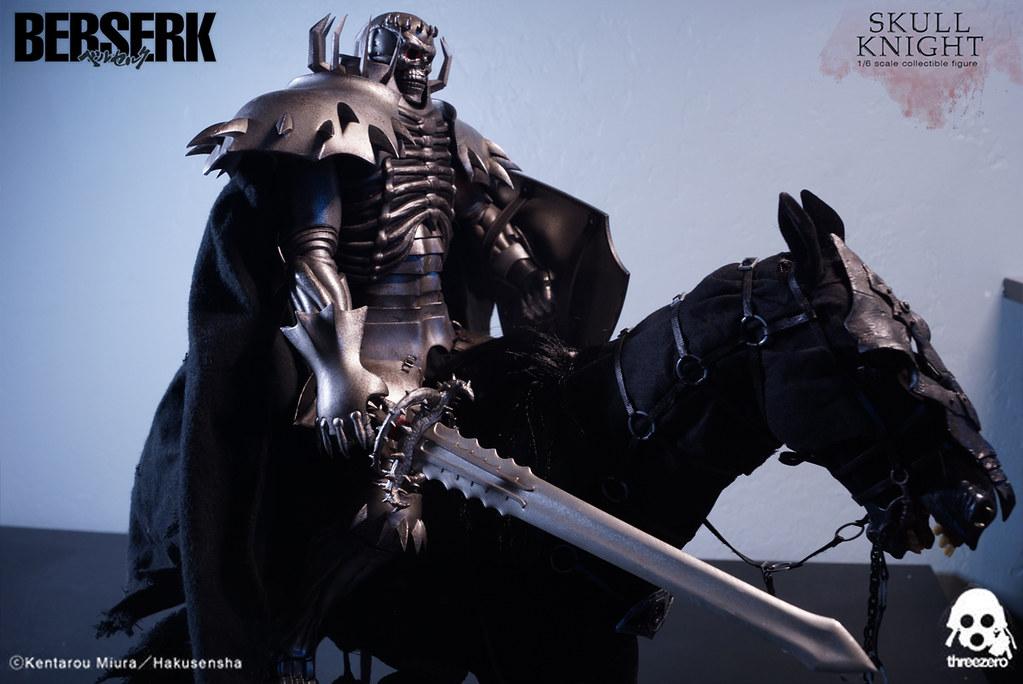 1/6 scale horse armor custom for Skull knight from [Berserk] 33502182880_d9a2b43f54_b