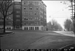 Intersection of 16th and Madison and Pine, 1918