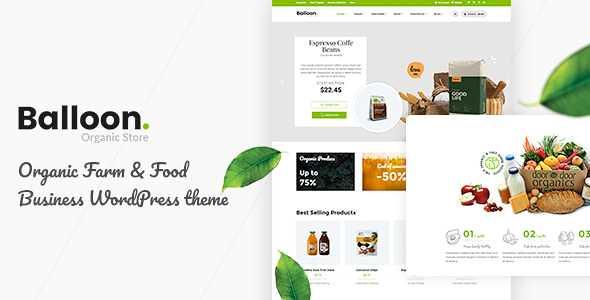 Balloon WordPress Theme free download