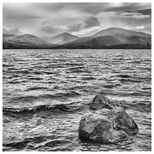 Rocks  Loch Lomond 004 copy