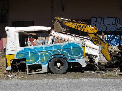Where Buses Go To Die