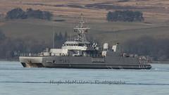 HNoMS Hinnoy M343, Norway Navy.