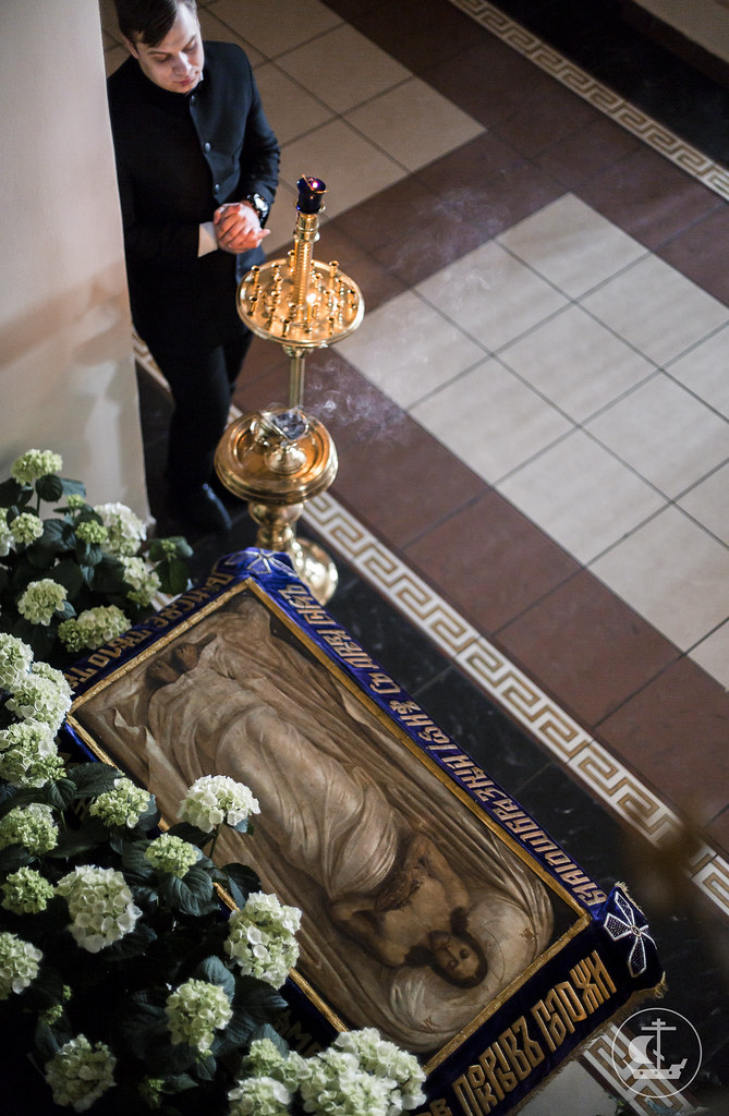 15 апреля 2017, Литургия Великой Субботы / 15 April 2017, Liturgy of Holy Saturday