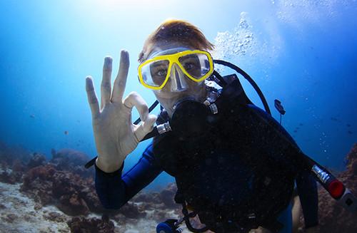 Diving the great Aliwal Shoal