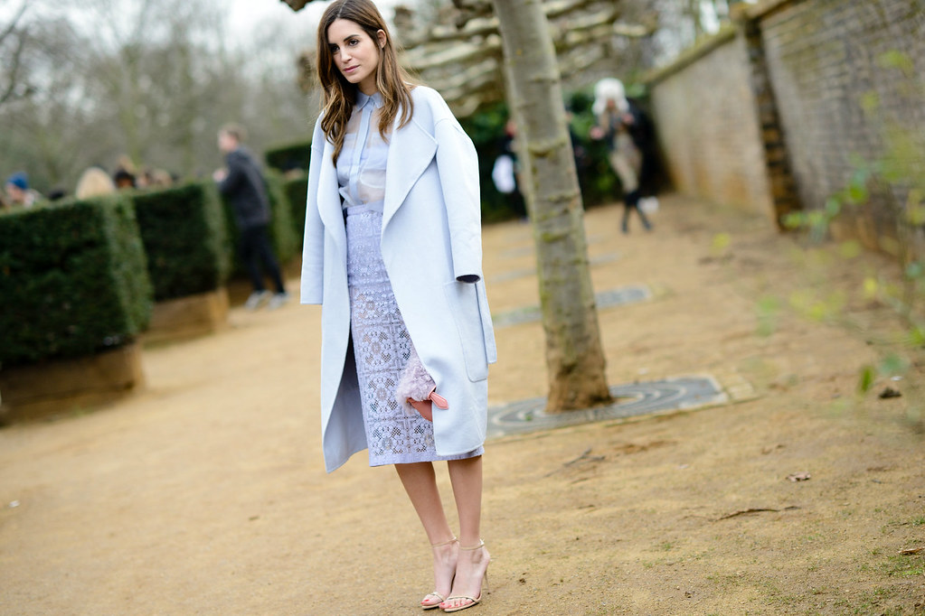 Gala Gonzalez Semana de la Moda de Londres