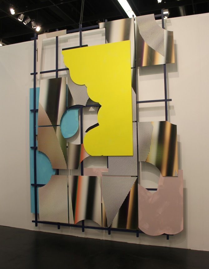 Jonas Maas NEW POSITIONS at booth Figge von Rosen Cologne Berlin