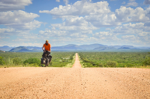 D3700 road, Namibie